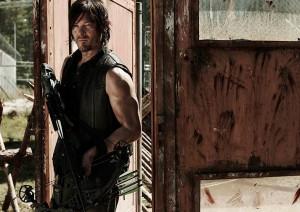 Daryl Dixon (Norman Reedus)  Photo by Frank Ockenfels 3/AMC