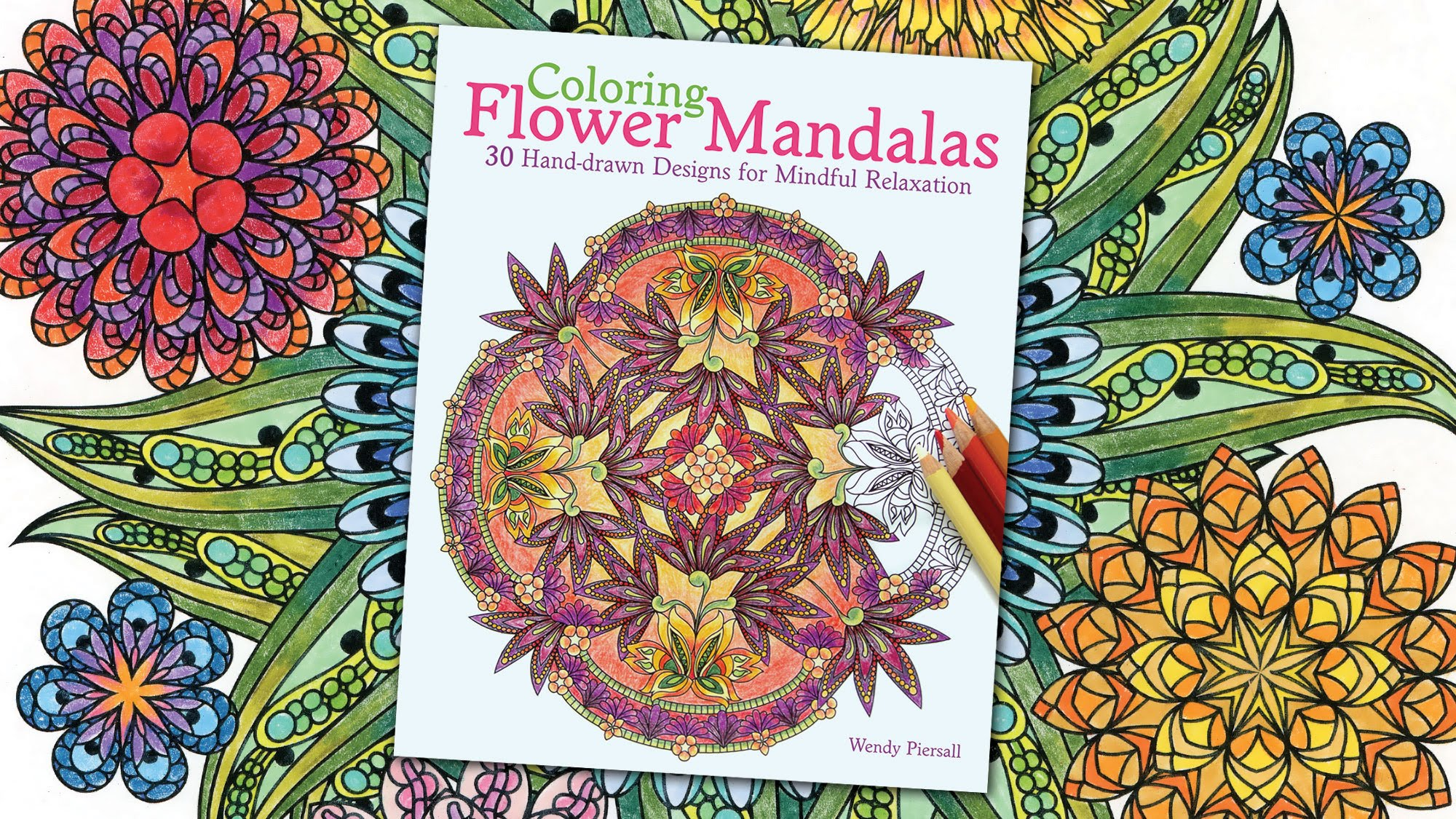 Review Coloring Mandalas By Wendy Piersall Nerdproblems