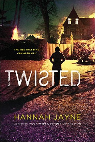 Twisted by Hannah Jayne