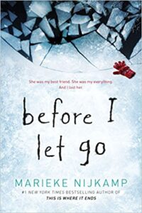 BOOK REVIEW: Before I Let Go by Marieke Nijkamp – #NerdProblems
